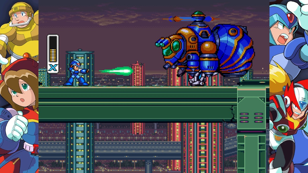 Mega Man X Legacy Collection Review