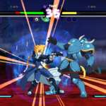 Blade Strangers Review on PS4