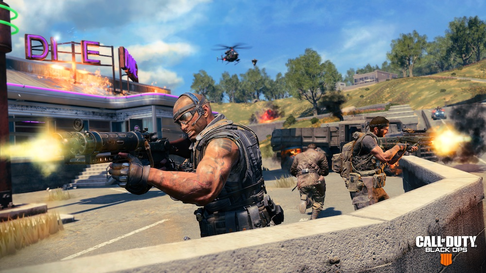 Call of Duty Black Ops 4 Blackout Beta Impressions