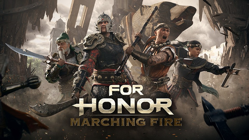 for honor marching fire dlc review