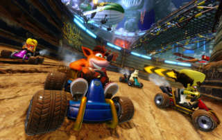 crash team racing nitro fueled preview