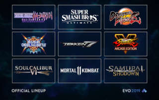 evo 2019 games announced