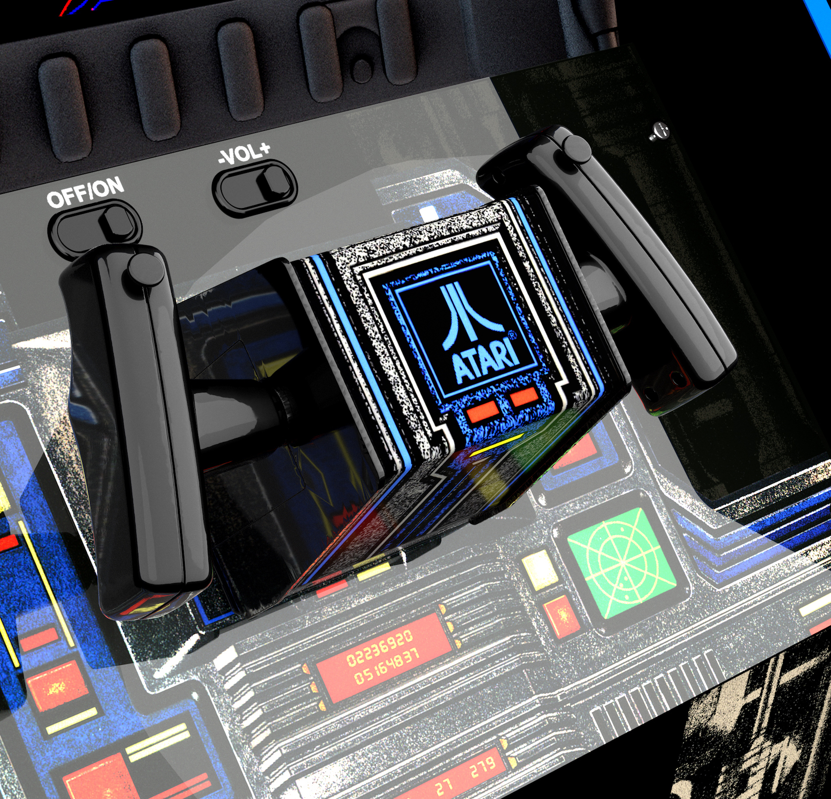 Star Wars Home Arcade Game Arcade1Up Preview
