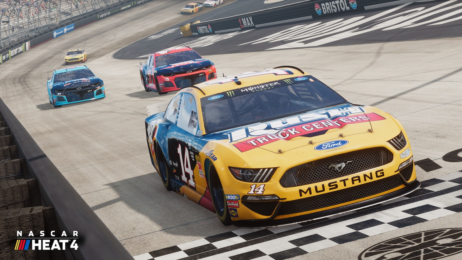 NASCAR 4 Heat Review