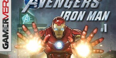 marvel's avengers iron man comic book
