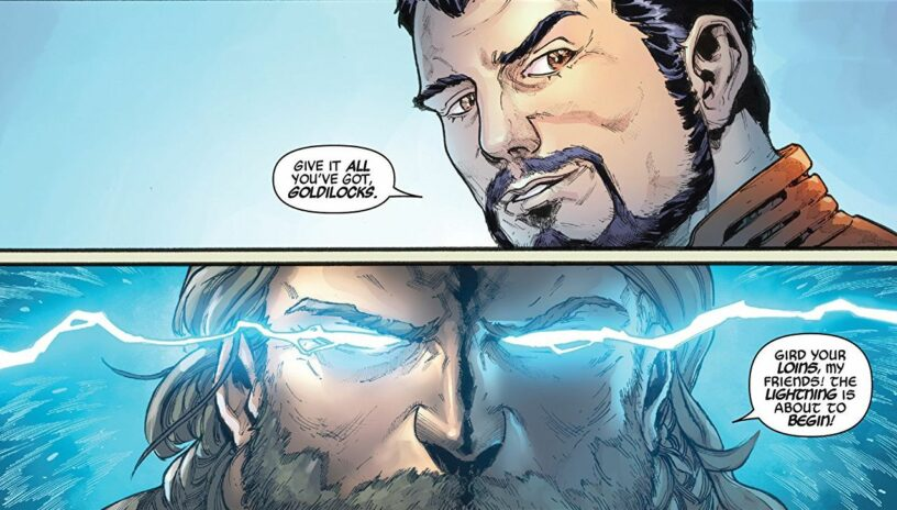 thor comic review