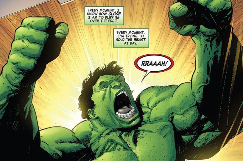 the hulk comic review